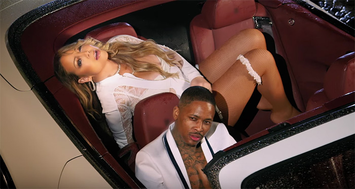 Mariah Carey Feat. YG – I Don't (Video)