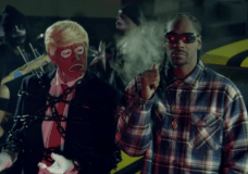 Snoop Dogg, BADBADNOTGOOD & KAYTRANADA – Lavender (Video)