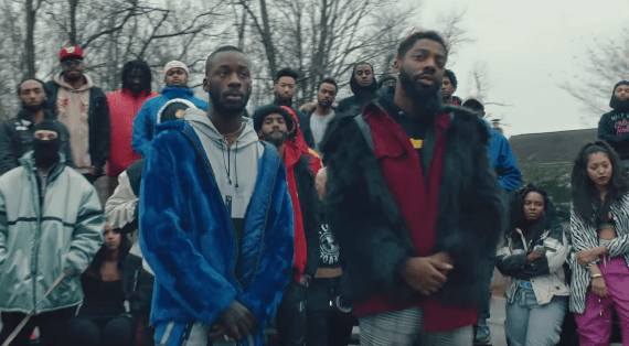 GoldLink Feat. Brent Faiyaz & Jefe – Crew (Video)