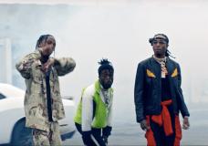 Lil Uzi Vert, Quavo & Travis Scott – Go Off (Video)