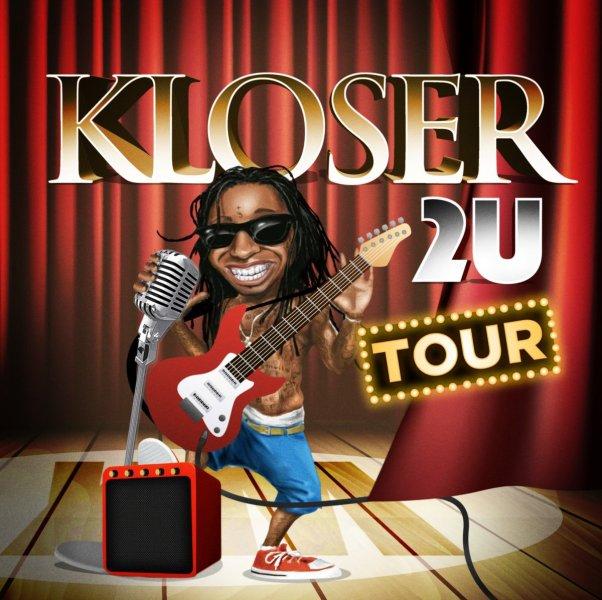 Lil' Wayne Announces 'Kloser 2 U' Tour