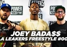 Joey BADA$$ – LA Leakers Freestyle (Video)