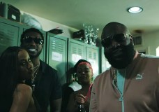 Rick Ross Feat. Gucci Mane – She On My D*ck (Video)