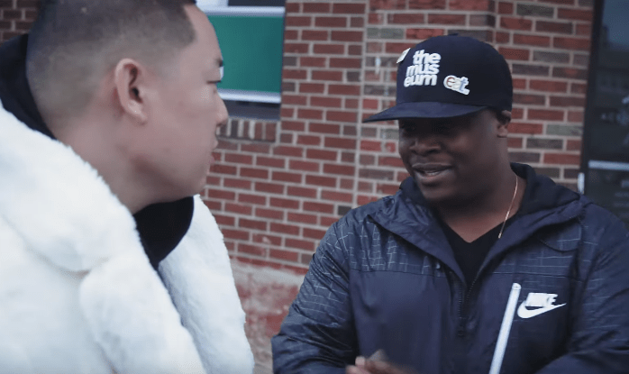 Eddie Huang Heads To D.C. For 'Huang's World'