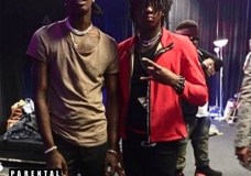Sahbabii Feat. Young Thug – Pull Up Wit Ah Stick (Remix)