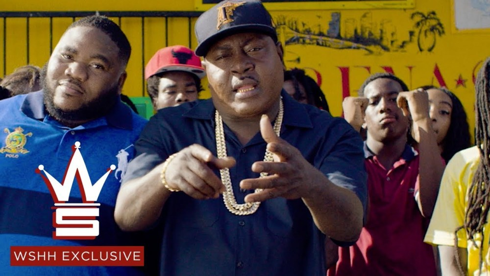 Trick Daddy & Trina Feat. Ali Coyote – Smooth Sailing (Video)
