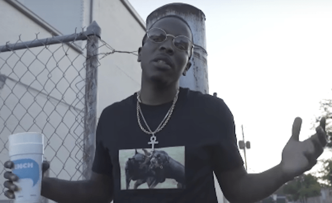 Johnny Cinco – All Or Nothing (Video)