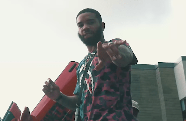 Skippa Da Flippa – Stop GO (Video); The Race Freestyle