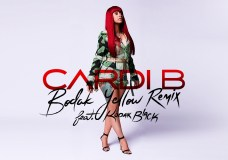 Cardi B Feat. Kodak Black – Bodak Yellow (Remix)