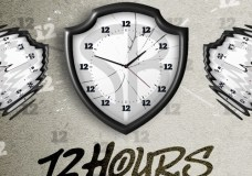 P-Wild – 12 Hours (Mixtape)