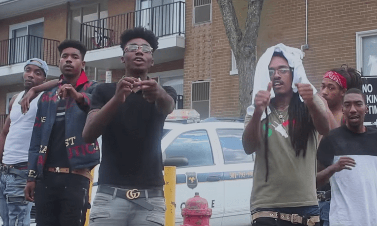 Lil Dude & Goonew – Shots Fired (Video)