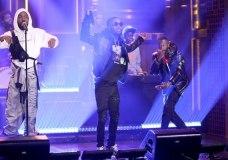 GoldLink, Shy Glizzy & Brent Faiyaz Perform on 'The Tonight Show'