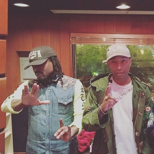 Wale Featured on New N.E.R.D. Album