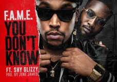 F.A.M.E. – You Don't Know ft. Shy Glizzy