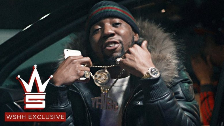 yfn lucci - letter from lucci (video) - jukebox:dc