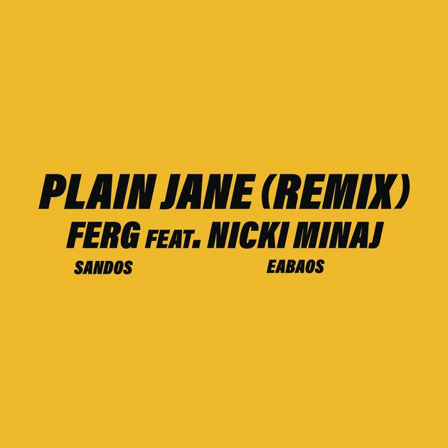 A$AP Ferg Feat. Nicki Minaj – Plain Jane (Remix)