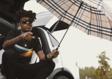 Lightshow – Burberry Umbrellas (Video)