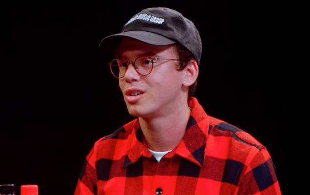"""Logic Gets Burned on """"Hot Ones"""" (Video)"""