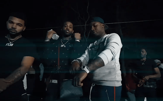 Hoodrich Pablo & Lil Marlo – The 9 + Z6ne (Video)