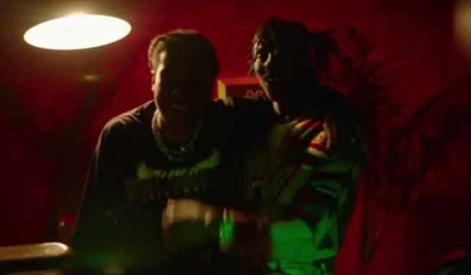 Famous Dex Feat. A$AP Rocky – Pick It Up (Video)