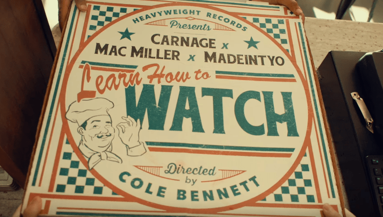 DJ Carnage Feat. Mac Miller & MadeInTYO – Learn How to Watch (Video)