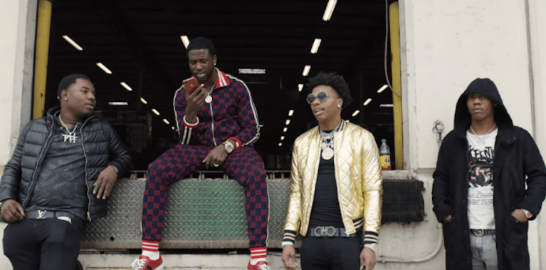 Gucci Mane & Lil Baby Feat. Marlo – The Load (Video)
