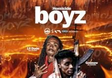 Lil Dude & Goonew – Homicide Boyz (Stream)