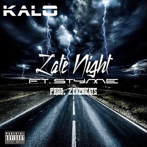 Kalo Feat. Styme – Late Night