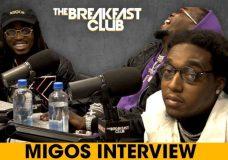 Migos Talk 'CULTURE II' on The Breakfast Club