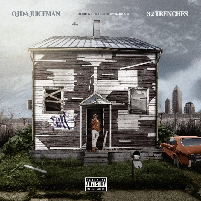 OJ Da Juiceman – 32 Trenches (Stream)