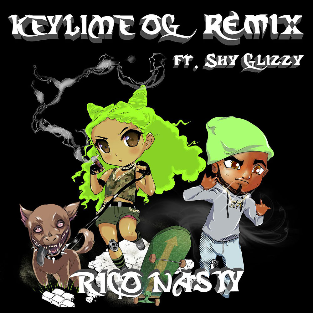Rico Nasty Feat. Shy Glizzy – Key Lime OG (Remix)