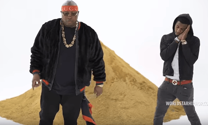 "E-40 Feat. Yo Gotti, NBA Youngboy & JPZ ""Straight Out The Dirt"" (Video)"