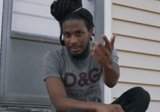 RunEmUpMaally Feat. Fat Trel – Look At Me Now (Video)