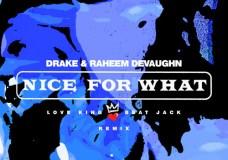"Raheem DeVaughn Remixes Drake's ""Nice for What"" & Tink's ""Faded"""
