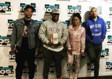 ICYMI: Tony Lewis Jr. Gets Real on 'The Breakfast Club'