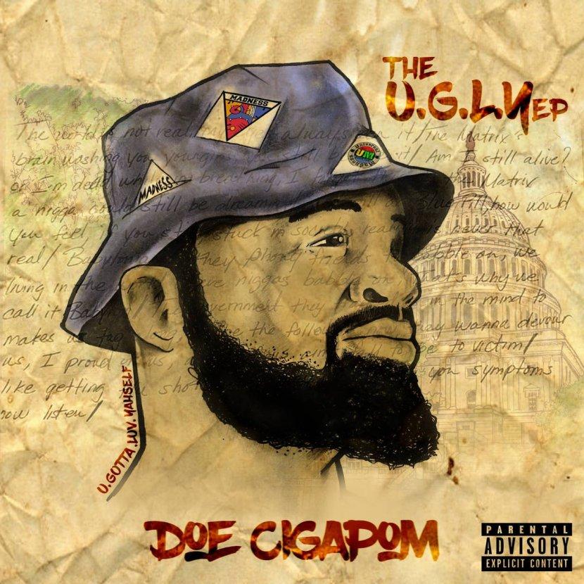 Stream DOE CIGAPOM's 'The U.G.L.Y.' EP