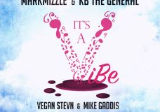 "Mark Mizzle, KB The General, Vegan Stevn & Mike Gaddis – 'It's A Vibe' (Stream) & ""Better Than He Do"" (Video)"