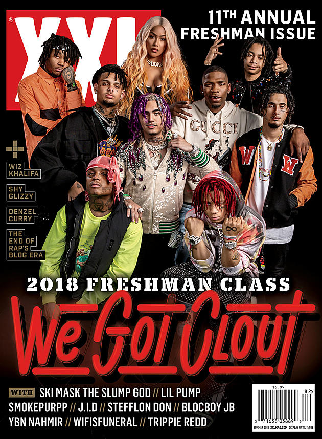 XXL 2018 Freshman Cover, Freestyles & More