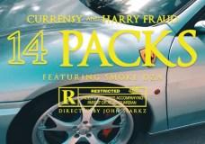 "Curren$y & Harry Fraud Feat. Smoke DZA – ""14 Packs"" (Video)"