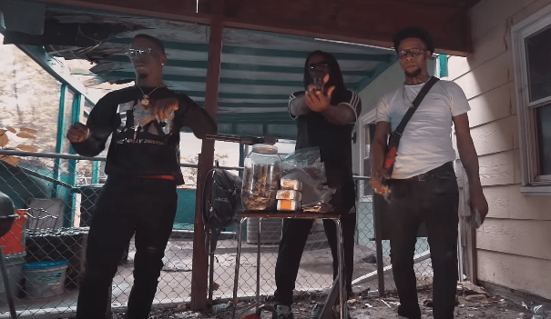 Big Don Bino & Big Davoo – Alien (Video)