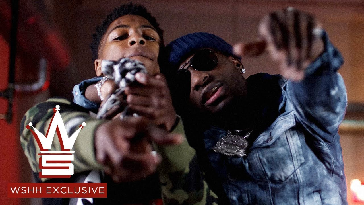 "Ralo Feat. NBA Youngboy ""Rain Storm"" (Video)"