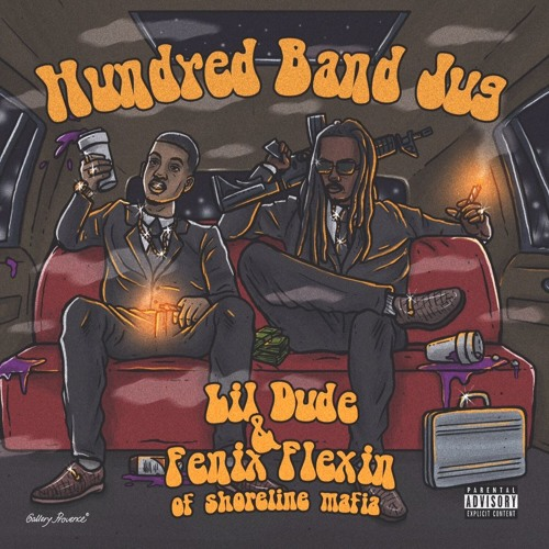 """Lil Dude Feat. Fenix Flexin – """"Hundred Band Jug"""""""