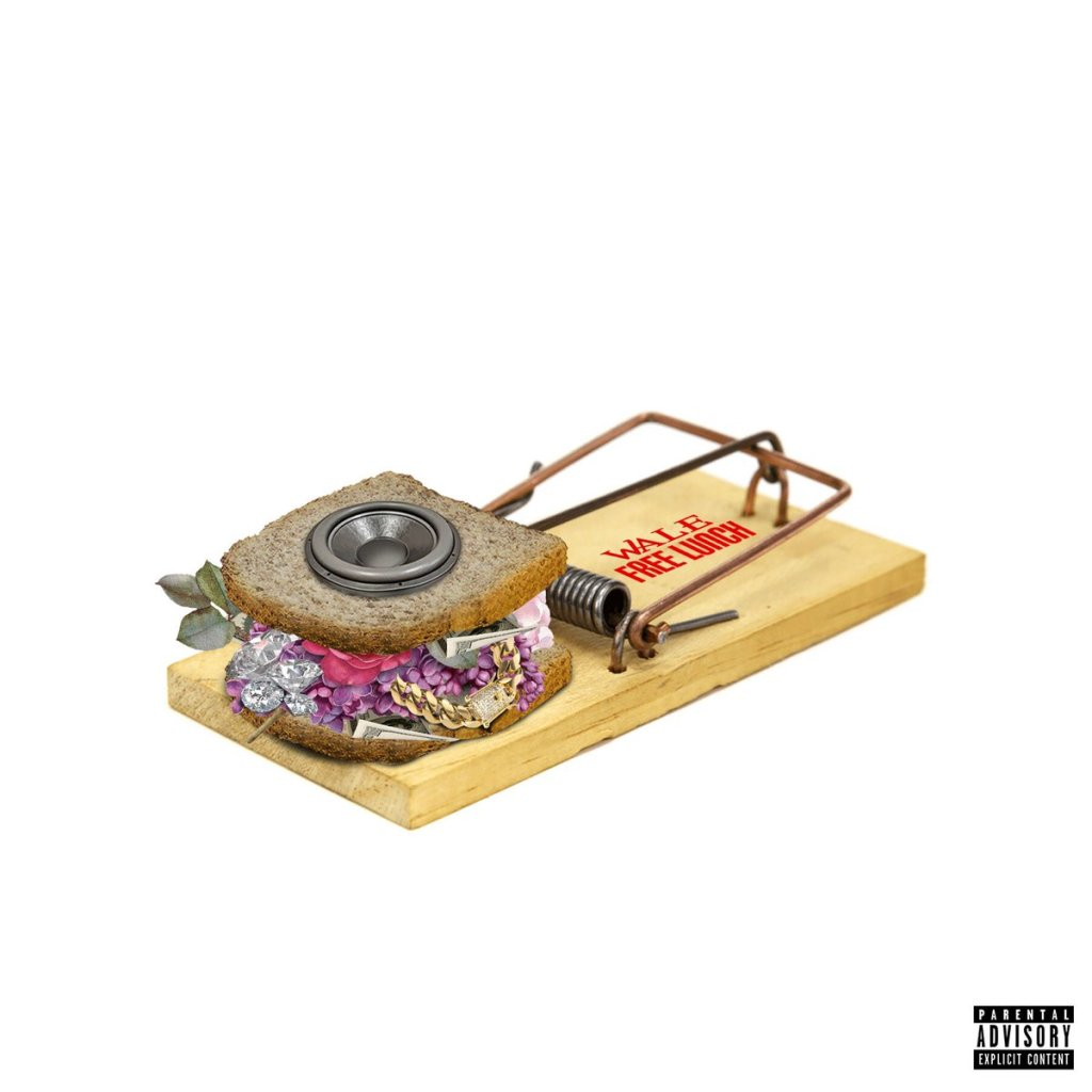 """Wale – """"Free Lunch"""" EP"""