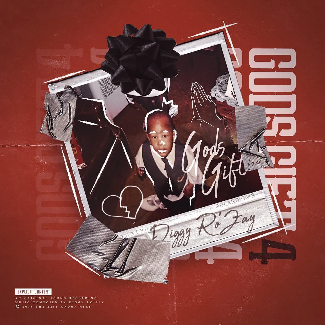 Diggy Ro'Zay – 'God's Gift 4' (Stream)
