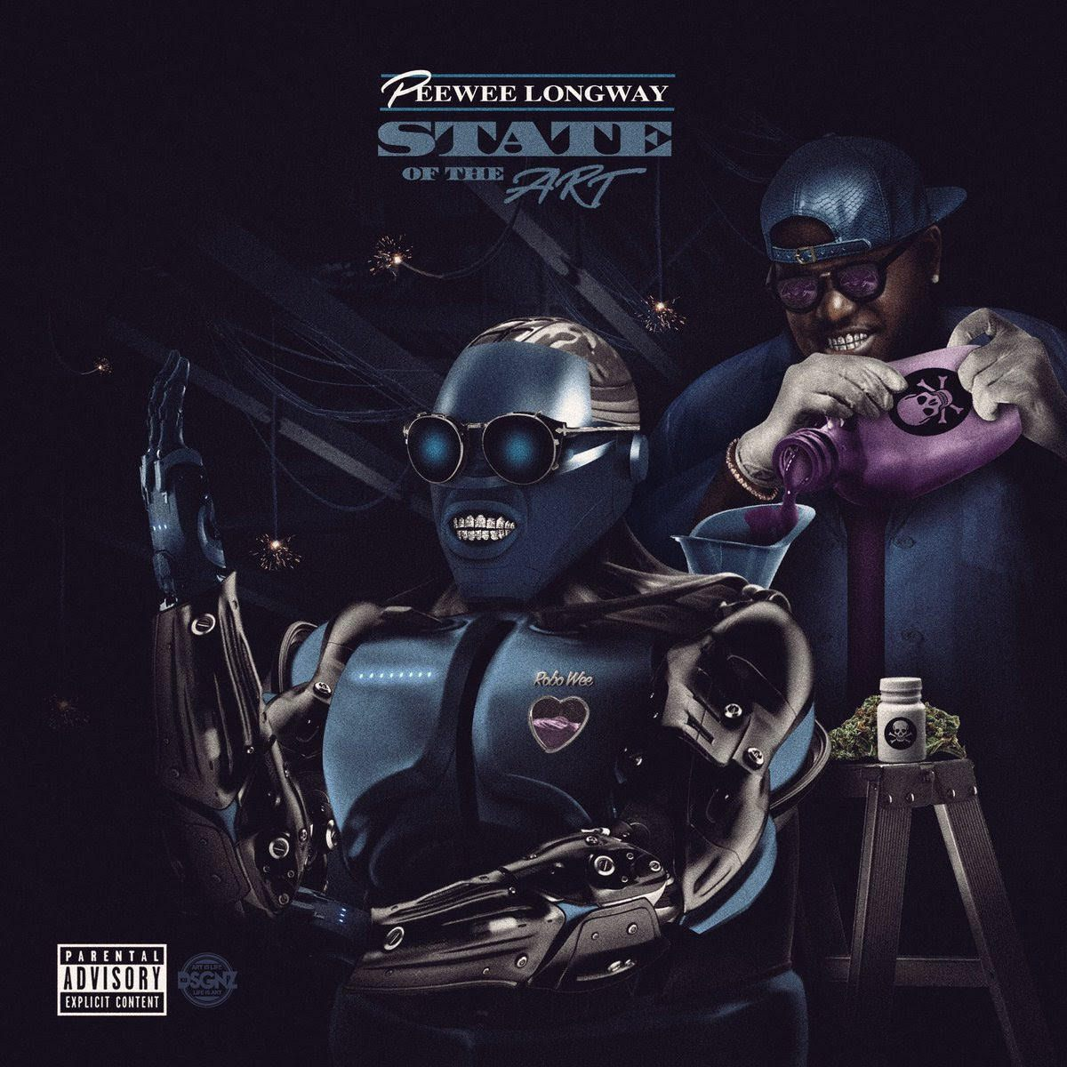 Peewee Longway – 'State Of The Art' (Stream)
