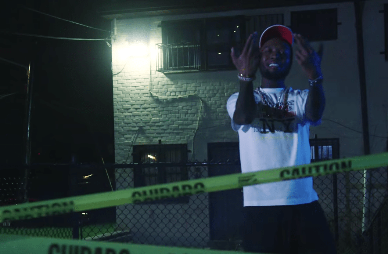 "Shy Glizzy – ""Live Up To The Hype"" (Video)"