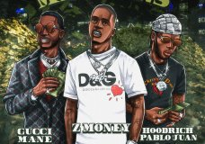 Z Money ft. Gucci Mane & Hoodrich Pablo Juan – Millions (Prod. by Izze)