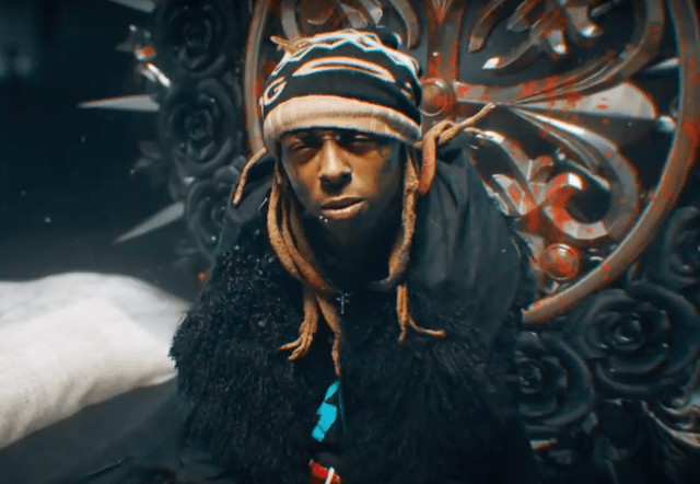 "Lil Wayne – ""Don't Cry"" (Video)"