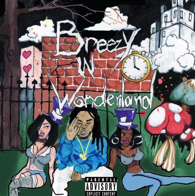 MIKEBROWNDACZAR – 'Breezy In Wonderland' (Stream)