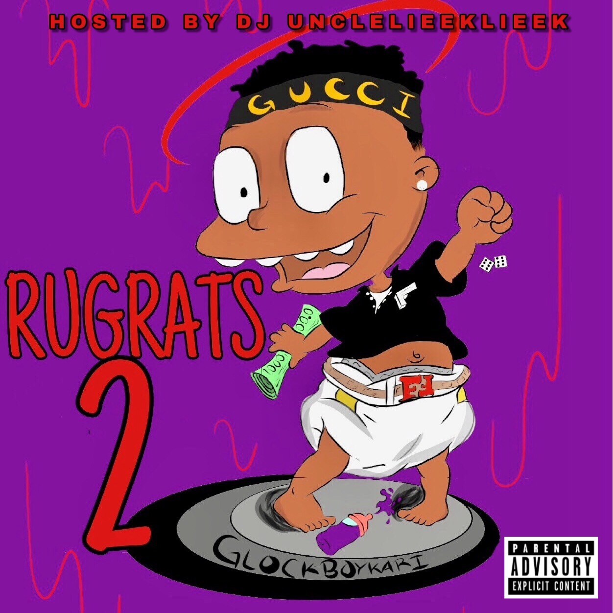 GlockBoyKari – 'Rugrats 2' (Stream)